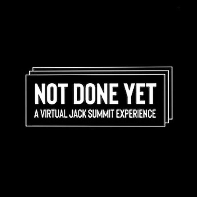 My Virtual Jack Summit Experience