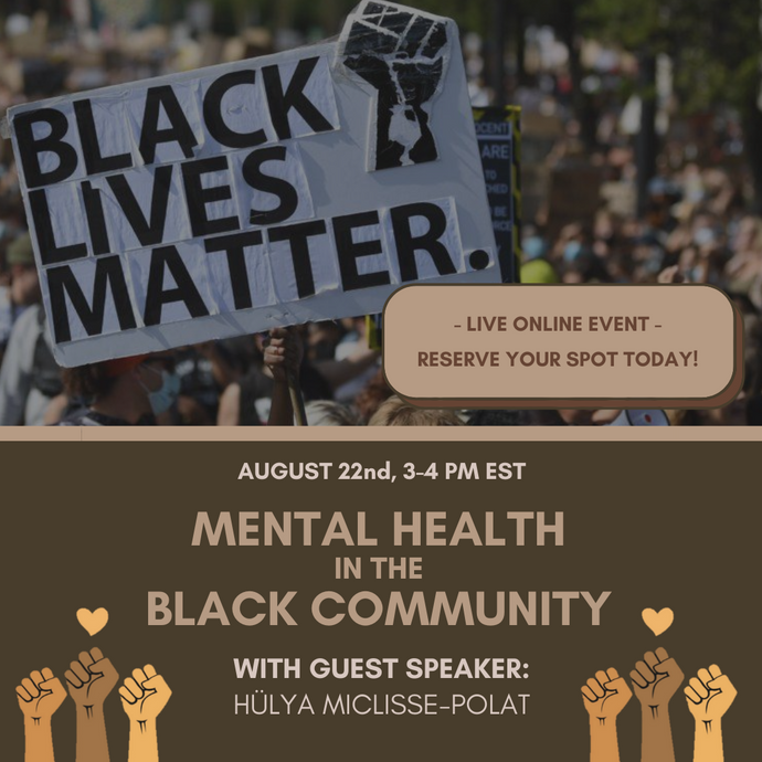Online Event: Mental Health in the Black Community