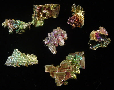 Bismuth, small Crystal