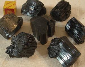 Tourmaline, Medium Black - Erongo, Namibia