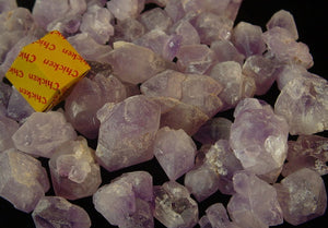 Terminated Amethyst Crystals
