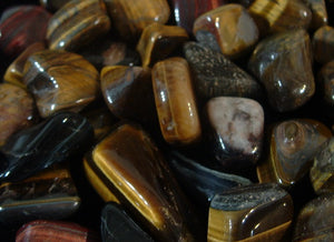 Tumbled Tiger-Eye