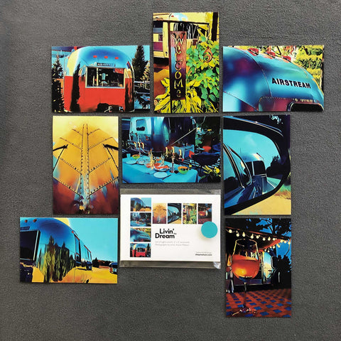 Airstream Post Card Set of 8 - Shop Matson