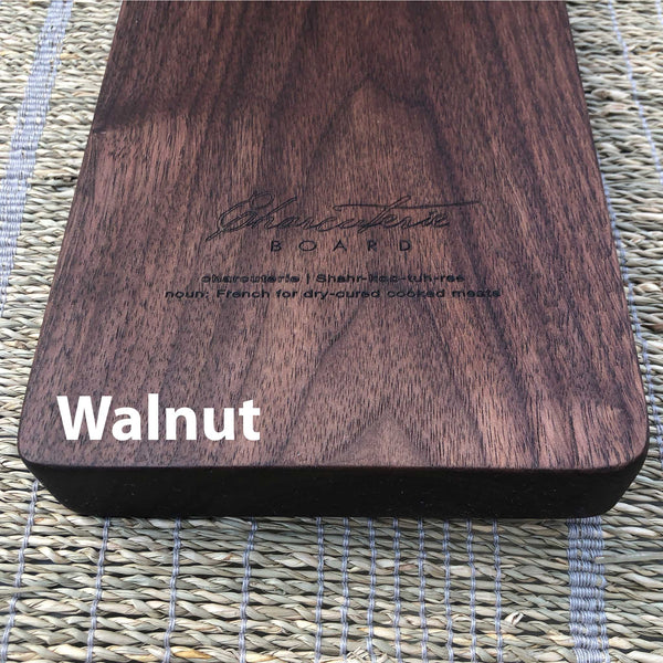 Large Charcuterie Board & Cutting Board, Rectangular, Cherry, Walnut - Shop Matson
