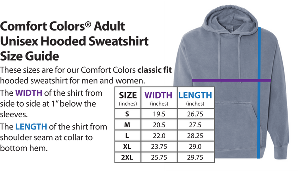 "Kalamazoo ""We Are Here Hand"" Hooded Sweatshirt - Shop Matson"