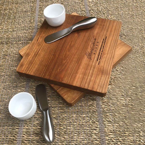 "Mini Charcuterie Board Sets, Perfect for ""Social Distancing"" - Shop Matson"