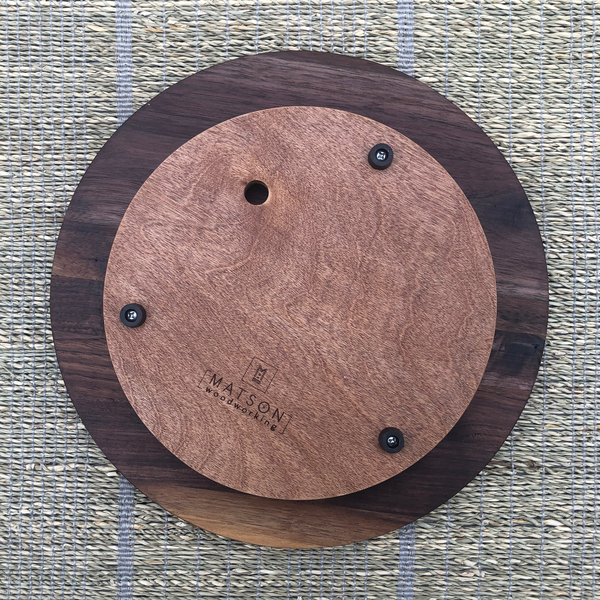 "Airstream Lazy Susan, ""Lazy Rivets"" - Shop Matson"