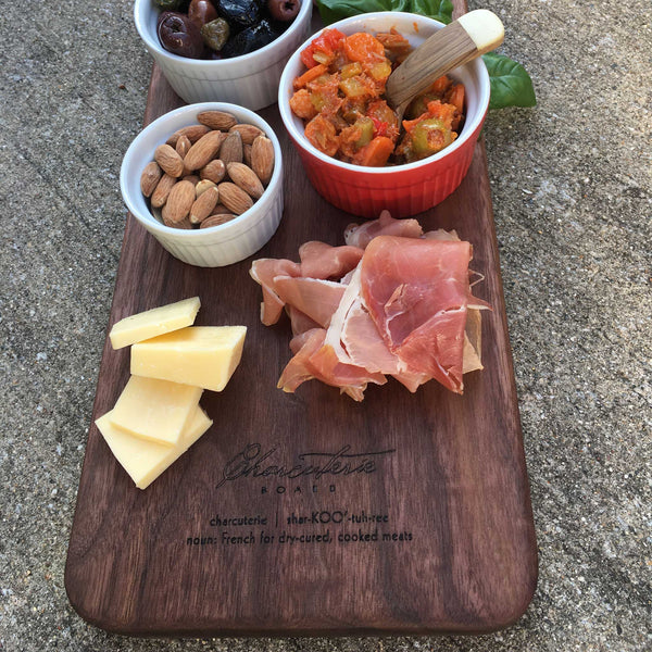 Large Charcuterie Board in Cherry or Walnut - Shop Matson
