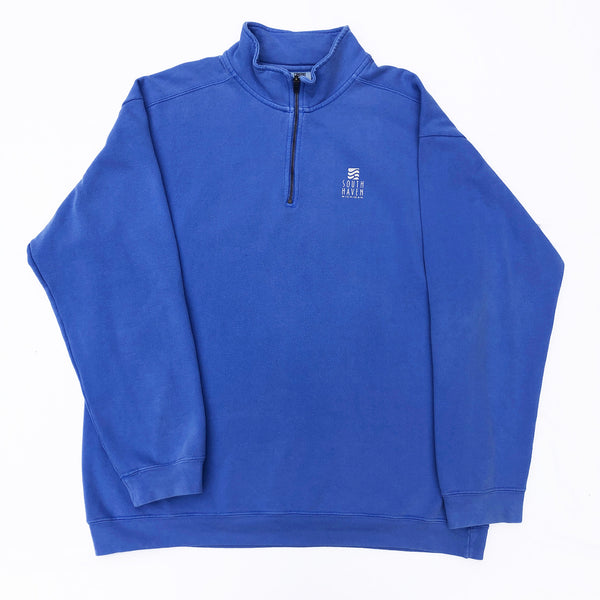 South Haven Waves Quarter-Zip Sweatshirt - Shop Matson