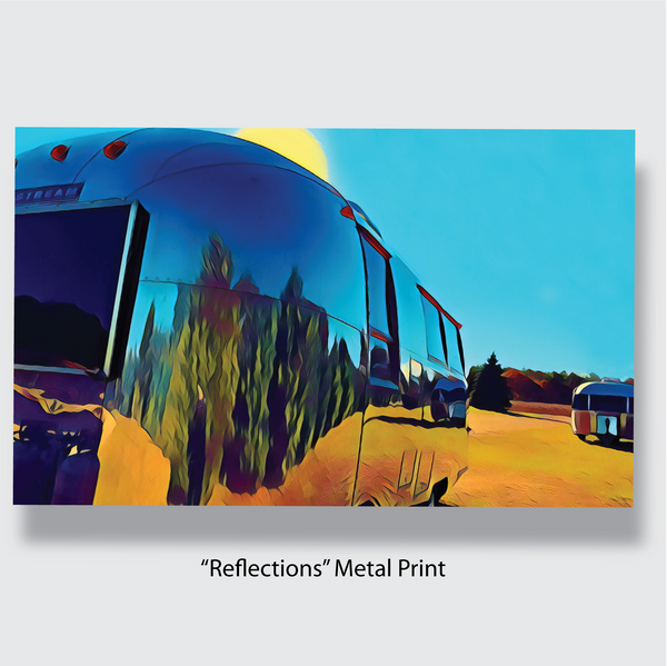 Airstream Artwork - Shop Matson