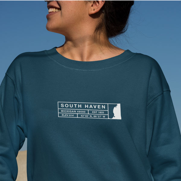 South Haven & Lakeshore Towns Sweatshirt - Shop Matson