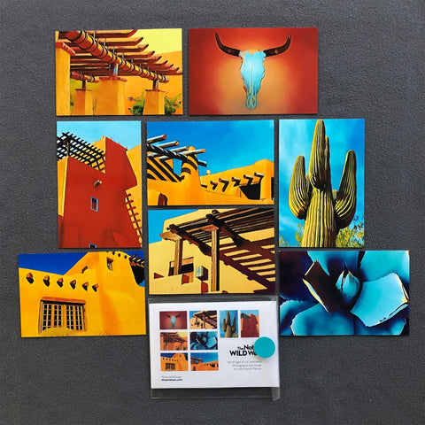 Southwestern Post Card Set of 8 - Shop Matson