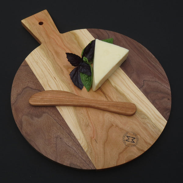 Round Cutting Board & Server - Shop Matson