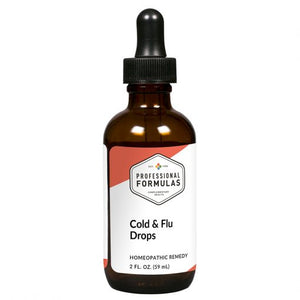 Professional Formulas Cold & Flu Drops