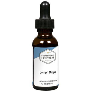 Professional Formulas Lymph Drops