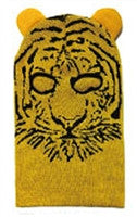 Tiger Knit Mask