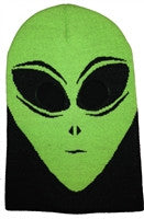 Alien Knit Mask