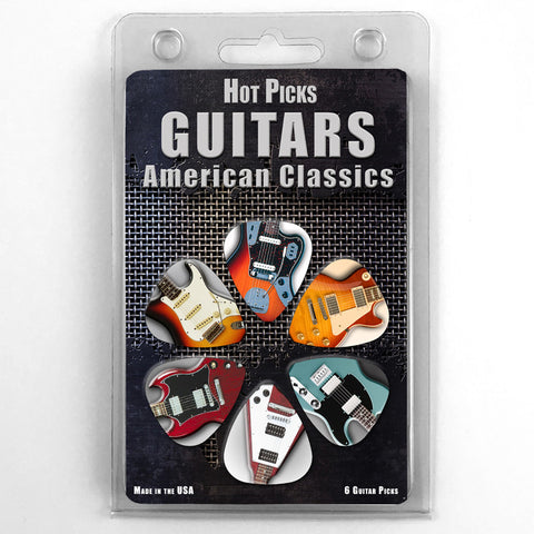 American Classic Guitars Guitar Picks