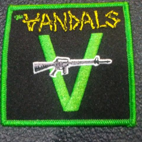 The Vandals  patch
