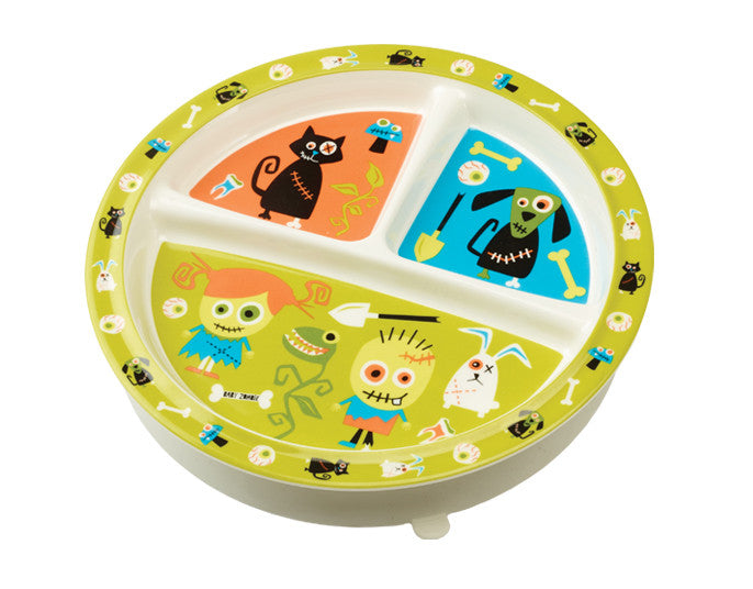 Baby Zombie Divided Suction Plate