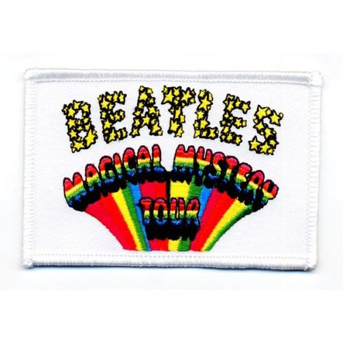 The Beatles Magical Mystery Tour Patch
