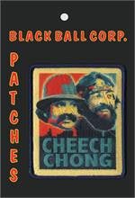 Cheech and Chong Retro Patch