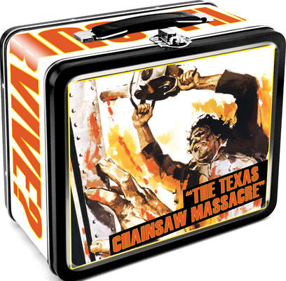 Texas Chainsaw Massacre Lunchbox