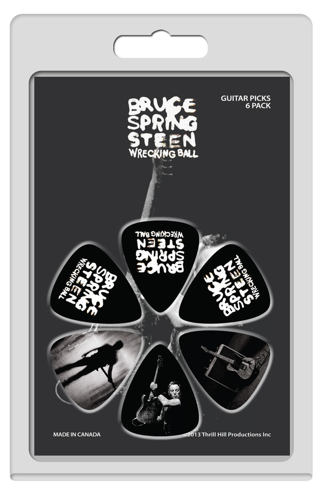 Bruce Springsteen Collectible Guitar Picks