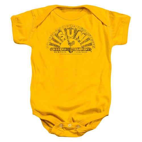 Sun Records onesie