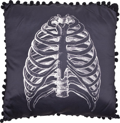 Anatomical Rib Cage Pillow