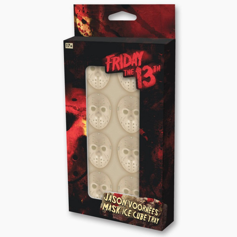 Friday the 13th Jason Vorhees Ice Cube Tray