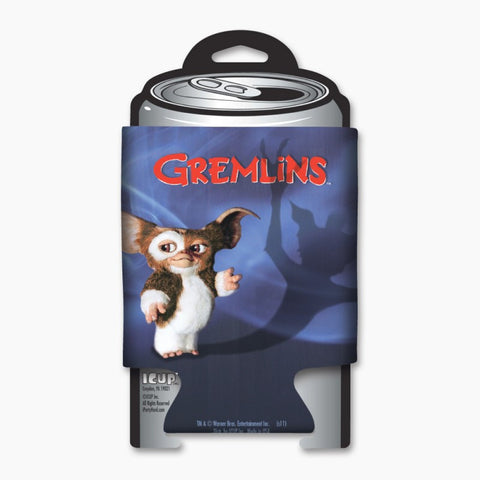 Gremlins Gizmo Shadow can coozie