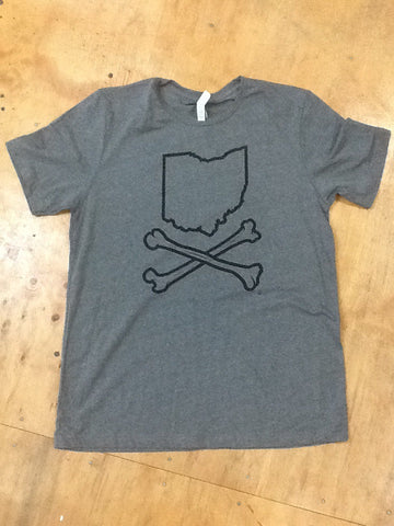 Ohio Crossbones T-Shirt