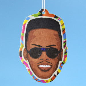 Hangin' With the Homies Air Freshener--DJ Jazzy Jeff