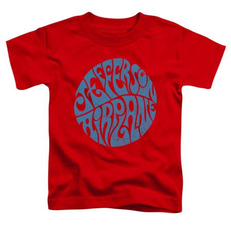 Jefferson Airplane toddler t-shirt