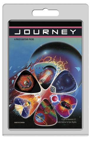 Journey guitar picks