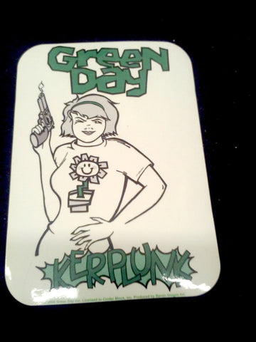"Green Day ""Kerplunk"" Sticker"