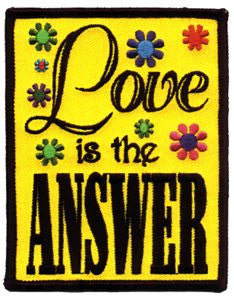 Love is the Answer patch