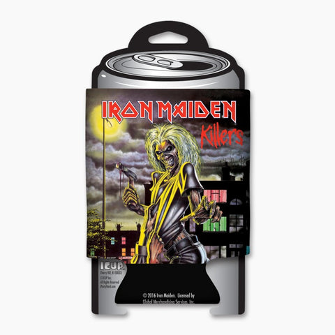 Iron Maiden Killers can coozie