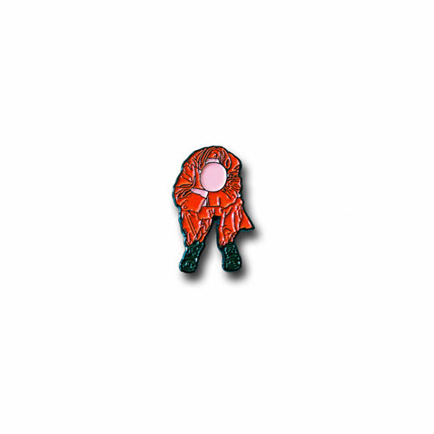Minor Threat Enamel Pin