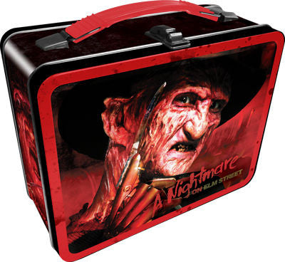 Nightmare on Elm St.  Lunchbox