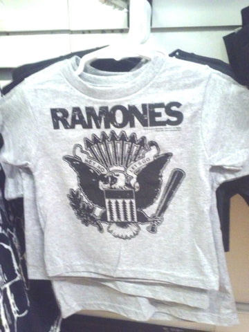 Ramones Eagle toddler tee