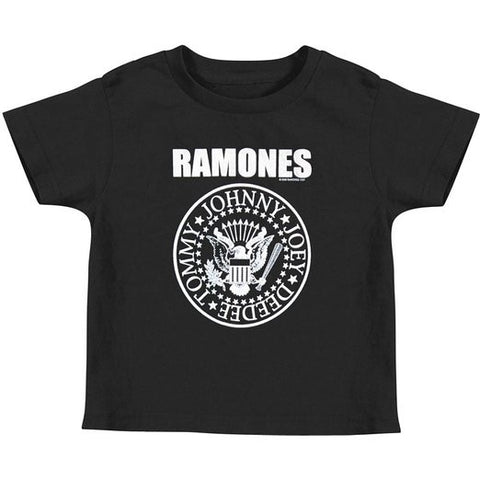 Ramones Seal toddler tee