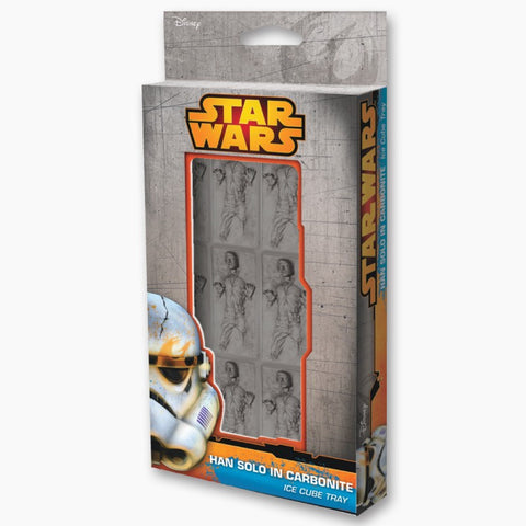 Star Wars Carbonite Han Solo Ice Cube Tray