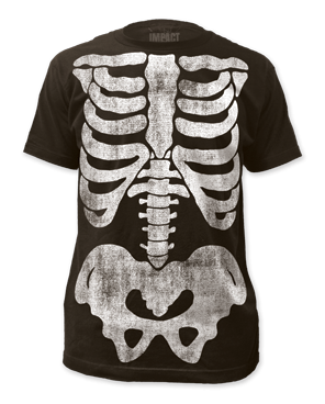 X-Ray Ribcage and Pelvis t-shirt