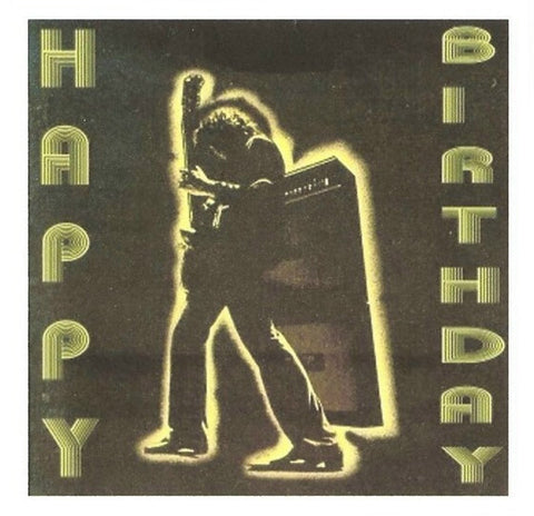 T. REX Birthday Card