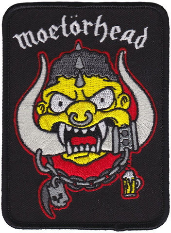 Moetorhead Patch