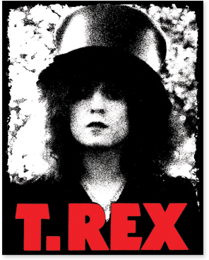 T. Rex Sticker
