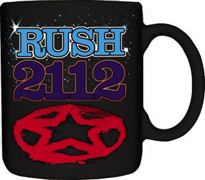 RUSH 2112 Coffee Mug