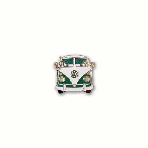 VW Bus Enamel Pin